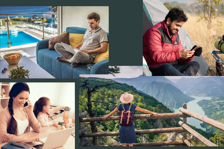 Life digital nomads